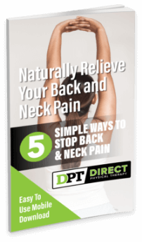 book 1 STOP BACK AND NECK PAIN EBOOK